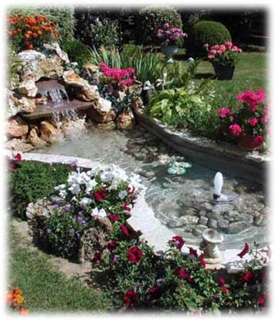 garden design bassins. Black Bedroom Furniture Sets. Home Design Ideas